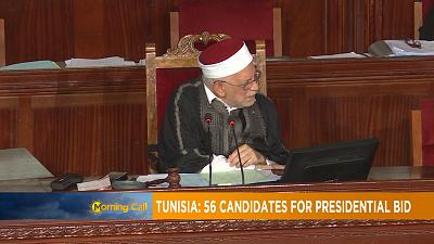 Tunisia: 56 aspiring candidates for presidency