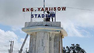 Somalia names stadium after slain Mogadishu mayor
