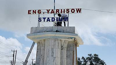 Somalia names stadium after slain Mogadishu mayor