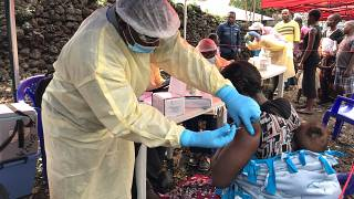Uganda rolls out largest-ever trial of Ebola vaccines