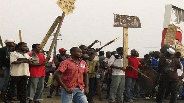 Cameroun : 41 manifestants condamnés à six mois de prison