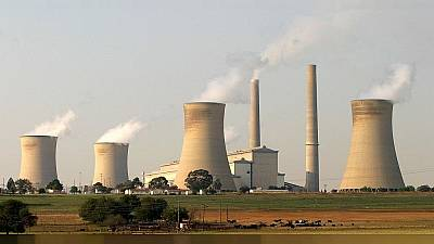 South Africa's Eskom supplies Zimbabwe with 400 megawatts of