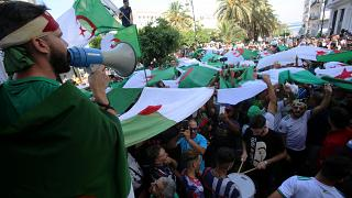 Algeria: 25th consecutive week of protests