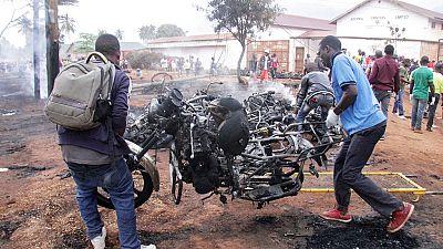 Explosion de camion-citerne en Tanzanie : 69 morts, deuil national