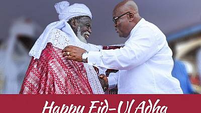 African leaders send Eid messages to Muslim faithful