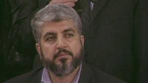 Hamas leaders in Cairo to discuss peace plan