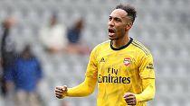 Football – Championnat anglais : Aubameyang dans l'histoire d'Arsenal