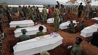 Tanzanie : début d'inhumation pour les 71 morts dans l'explosion du camion-citerne