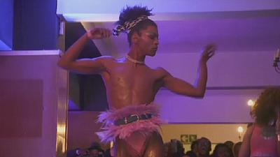 Johannesburg holds city's first black, queer ball
