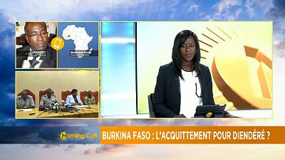 Burkina Faso: lawyers call for General Diendéré's acquittal [The Morning Call]