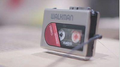 Le walkman de marque sony fête ses 40 ans