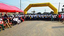 Congo: un cross populaire à Pointe-Noire pour mieux préparer les Jeux africains