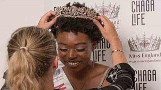 Beauté : une Africaine, première Noire élue Miss Londres