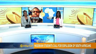 Nigeria : des étudiants veulent la fermeture des grandes enseignes sud-africaines [Morning Call]