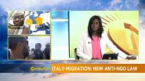 Italy-migrations: New anti-NGO law [The Morning Call]