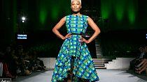 Semaine de la mode : Londres se fait la tribune des créateurs africains