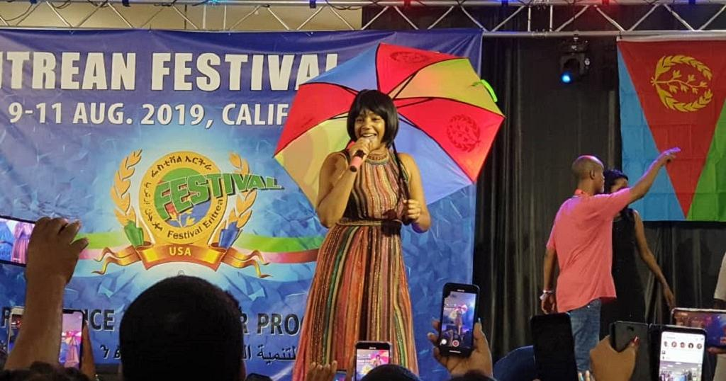 Tiffany Haddish performs at Eritrean festival in North America