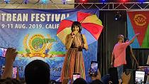 Tiffany Haddish performs at Eritrean festival in North America