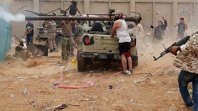 Libye : après la trêve, reprise des combats autour de Tripoli