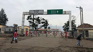 Strict movement along Rwanda-DRC border