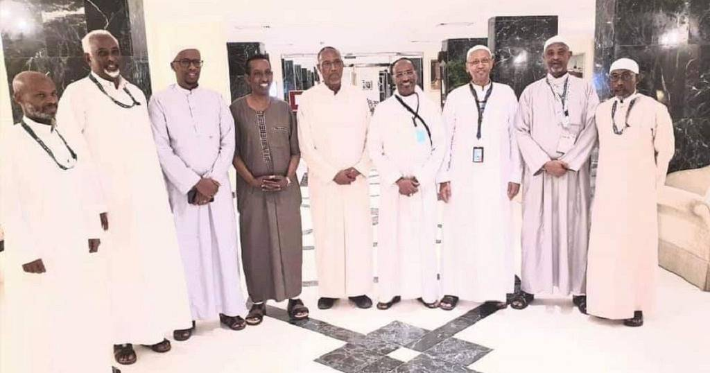 Somalia - Somaliland 'meeting' in Saudi gets Twitter buzzing