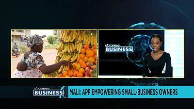 Lenali, l'application malienne d'autonomisation des propriétaires de petites entreprises analphabètes