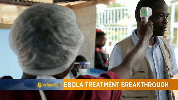 Ebola treatment breakthrough [The Morning Call]