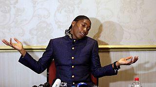 """Semenya : """"je suis ciblée parce que je suis invaincue"""""""