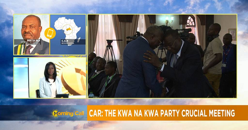 CAR: Kwa Na Kwa Party Officially Becomes Opposition Party