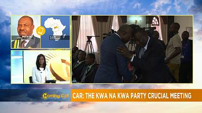 CAR: Kwa na Kwa party officially becomes opposition party [The Morning Call]