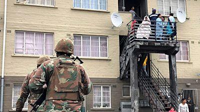 Afrique du Sud : l'armée mobilisée contre les gangs