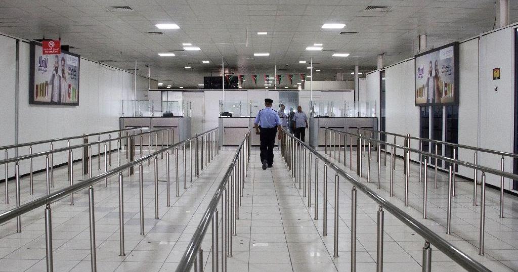 Missile strikes halt traffic at Libya's Mitiga airport, worker killed
