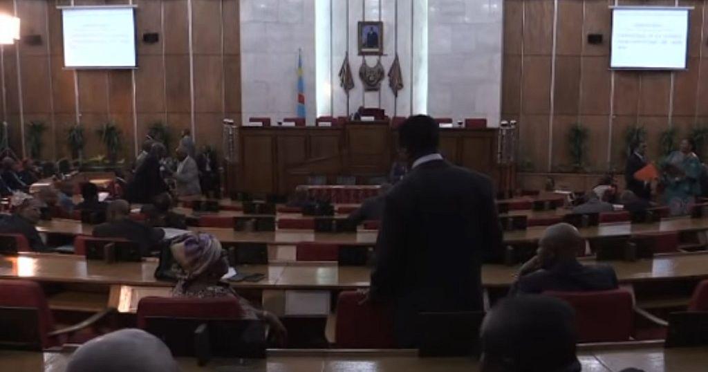 RDC : l'Assemblée nationale convoquée en session extraordinaire
