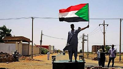 Sudanese factions sign historic accord on transitional government