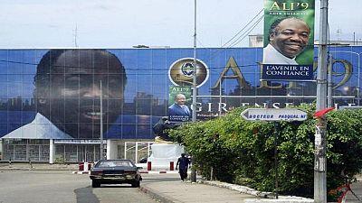Gabon : le président Bongo à une cérémonie 10 mois après son AVC