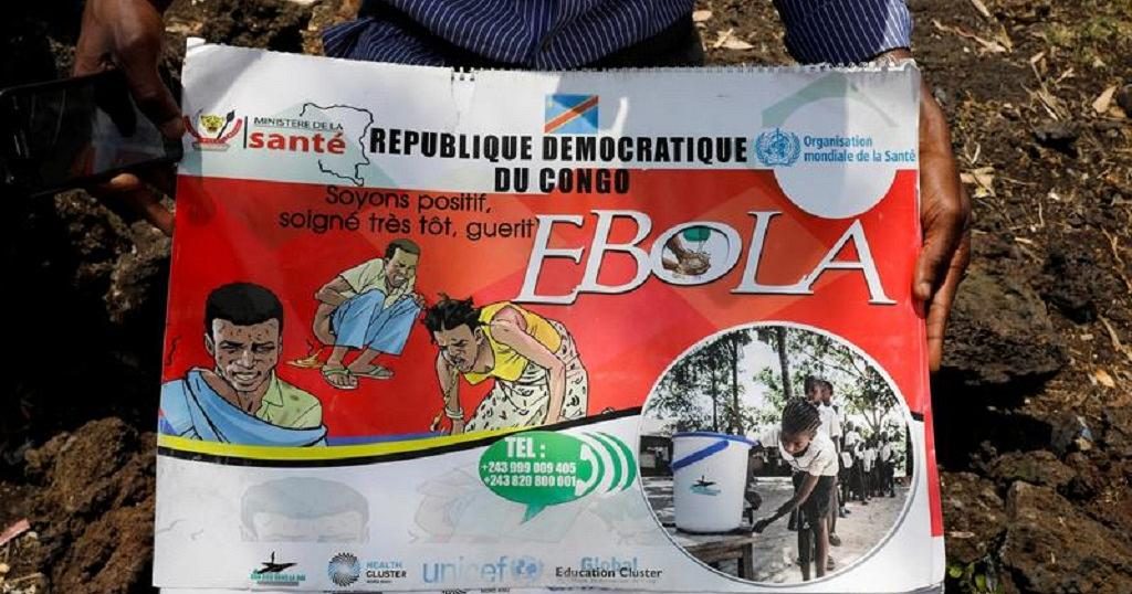 First cases of Ebola in DRC's South Kivu province kills woman