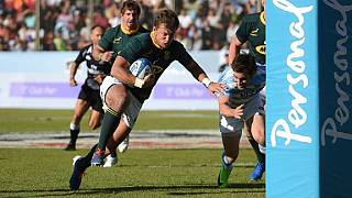 South Africa beat Argentina in friendly at Pretoria