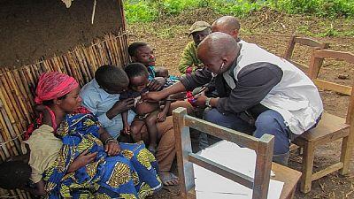 RDC : la rougeole a fait plus de 2.700 morts en sept mois, selon MSF