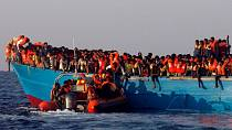 Over 330 migrants rescued off Libyan coast