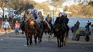 Zimbabwe : armée et police déployées en force à Bulawayo