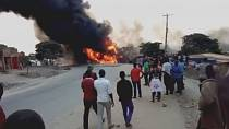 Two separate motor accidents claim about 20 lives in Uganda