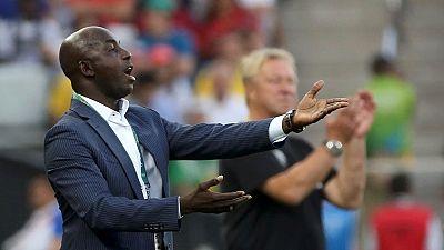 Nigeria football body backs Samson Siasia after FIFA life ban