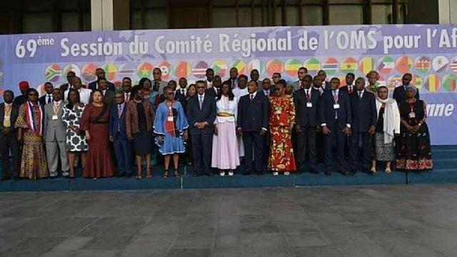 Depuis Brazzaville, l'OMS appelle à la solidarité des voisins de la RDC dans la lutte contre Ebola