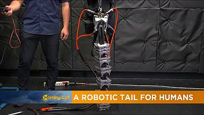 Robotic tail for humans? [Sci Tech]