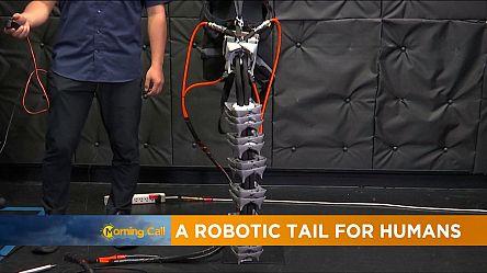 Une queue robotique destinée aux humains [Sci-tech]