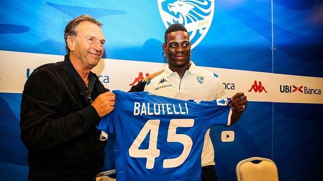 Brescia, le choix du cœur de Mario Balotelli