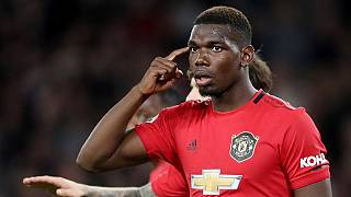 Man United slam racist attack on Pogba after penalty miss