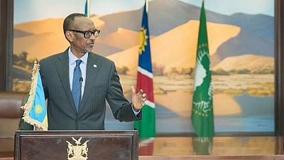 Rwanda's Kagame rejects FT report on 'cooked poverty figures'