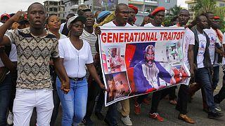 Liberia : les prémices de la guerre civile se font sentir - sénateurs