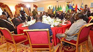 Paix en Afrique centrale: un mini-sommet de la CIRGL à Luanda